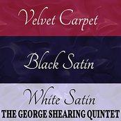 Velvet Carpet / Black Satin / White Satin