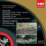 Wagner, Brahms, Beethoven, Mahler: Wesendonck-Lieder etc.