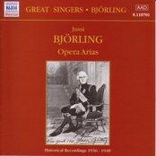 BJORLING, Jussi: Opera Arias (1936-1948)