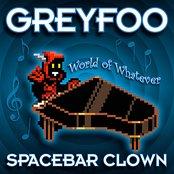 Spacebar Clown