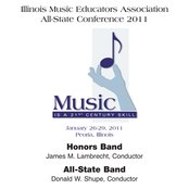 Illinois Music Educators Association All-State Conference 2011 – Honors Band / All-State Band