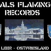 Hals Flamingo Records Leer 86