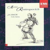 Cello Suites No. 1 / No. 4 / No. 5 (Mstislav Rostropovich)