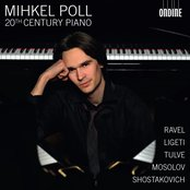 Poll, Mihkel: 20th Century Piano
