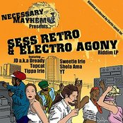 Necesary Mayhem Presents : Sess Retro & Electro Agony
