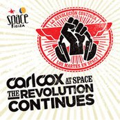 Carl Cox At Space The Revolution Continues