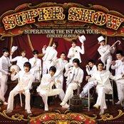 Super Show - Super Junior The 1st Asia Tour Concert Album