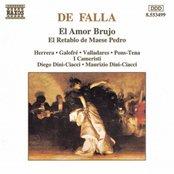FALLA: El Amor Brujo / El Retablo de Maese Pedro