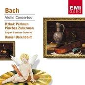 Violin Concertos (Itzhak Perlman, Pinchas Zukerman feat. conductor: Daniel Barenboim)