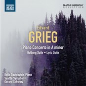 Grieg: Piano Concerto - Holberg Suite - Lyric Suite