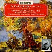 Kabalevsky: Cello Concertos-Tarasova/Dudarova
