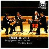 Beethoven: String Quartets Op. 18, No. 1-6