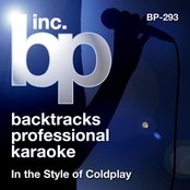 Karaoke In the Style of Coldplay - EP