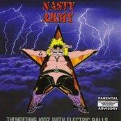 Thundering Kidz With Electric Balls (© 2005 ZakkWiggum Records)