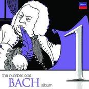 The No.1 Bach Album