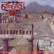 Neverending silence of Pompee