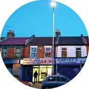 Concrete Streets / Concrete Streets (Zomby Remix)