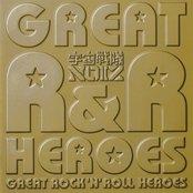 GREAT ROCK'N'ROLL HEROES