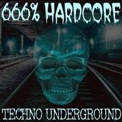 666 Techno - Hard Underground Vol.1