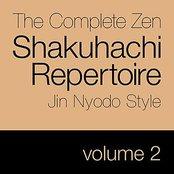 The Complete Zen Shakuhachi Repertoire, Jin Nyodo Style - Vol 2