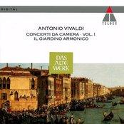 Vivaldi : Concerti da Camera Vol. 1