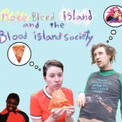 Nose Bleed Island and the Blood Island Society
