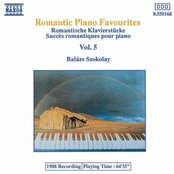 Romantic Piano Favourites, Vol.  5