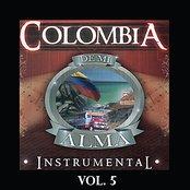 Colombia de Mi Alma - Instrumental, Vol. 5