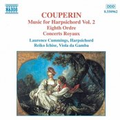 COUPERIN, F.: Music for Harpsichord, Vol.  2
