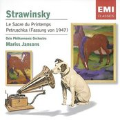 Strawinsky: Le Sacre du Printemps/Petruschka
