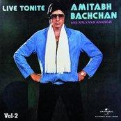 Live Tonite - Amitabh Bachchan With Kalyanji Anandji Vol. 2