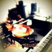 Zahid in Studio