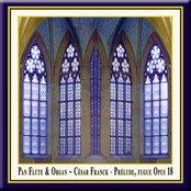 Pan Flute & Organ - César Franck: Prelude, Fugue & Variation Op. 18