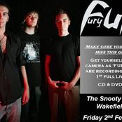 Fury UK setlists