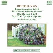 BEETHOVEN: Piano Sonatas Nos. 9, 10,  24, 27 and 28