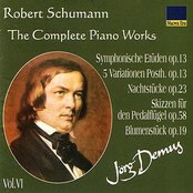 Schumann: The Complete Piano Works Vol. 6