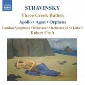 STRAVINSKY: Apollo / Agon / Orpheus