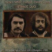 Etnic Duo en public au Chêne Noir d'Avignon (1980)