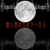 暗い夜の月のサーカス