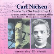 Nielsen, C.: Music of Carl Nielsen, Vol. 2 - Concertos and Orchestral Works