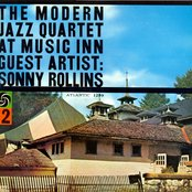 Live At Music Inn with Sonny Rollins