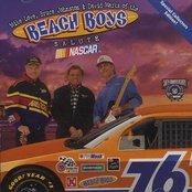 Mike Love, Bruce Johnston & David Marks Of The Beach Boys Salute Nascar