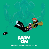 Cover artwork for Lean On (feat. MØ & DJ Snake)