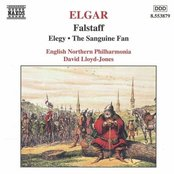 ELGAR: Falstaff / The Sanguine Fan
