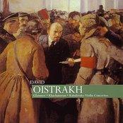 Oistrakh: Glazunov, Khachaturian, Kabalevsky - Violin Concertos