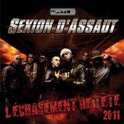 L'écrasement de Tête 2011