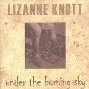 under the burning sky