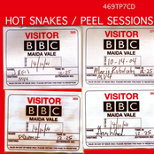 album Peel Sessions - EP by Hot Snakes
