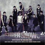Super Show - Super Junior The 3rd Asia Tour Concert Album