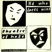 He Who Dares Wins cover art